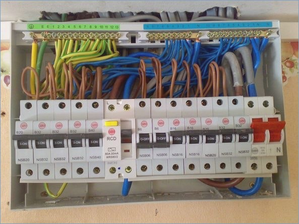 electricians garforthRcd Fuse Box What Is #20