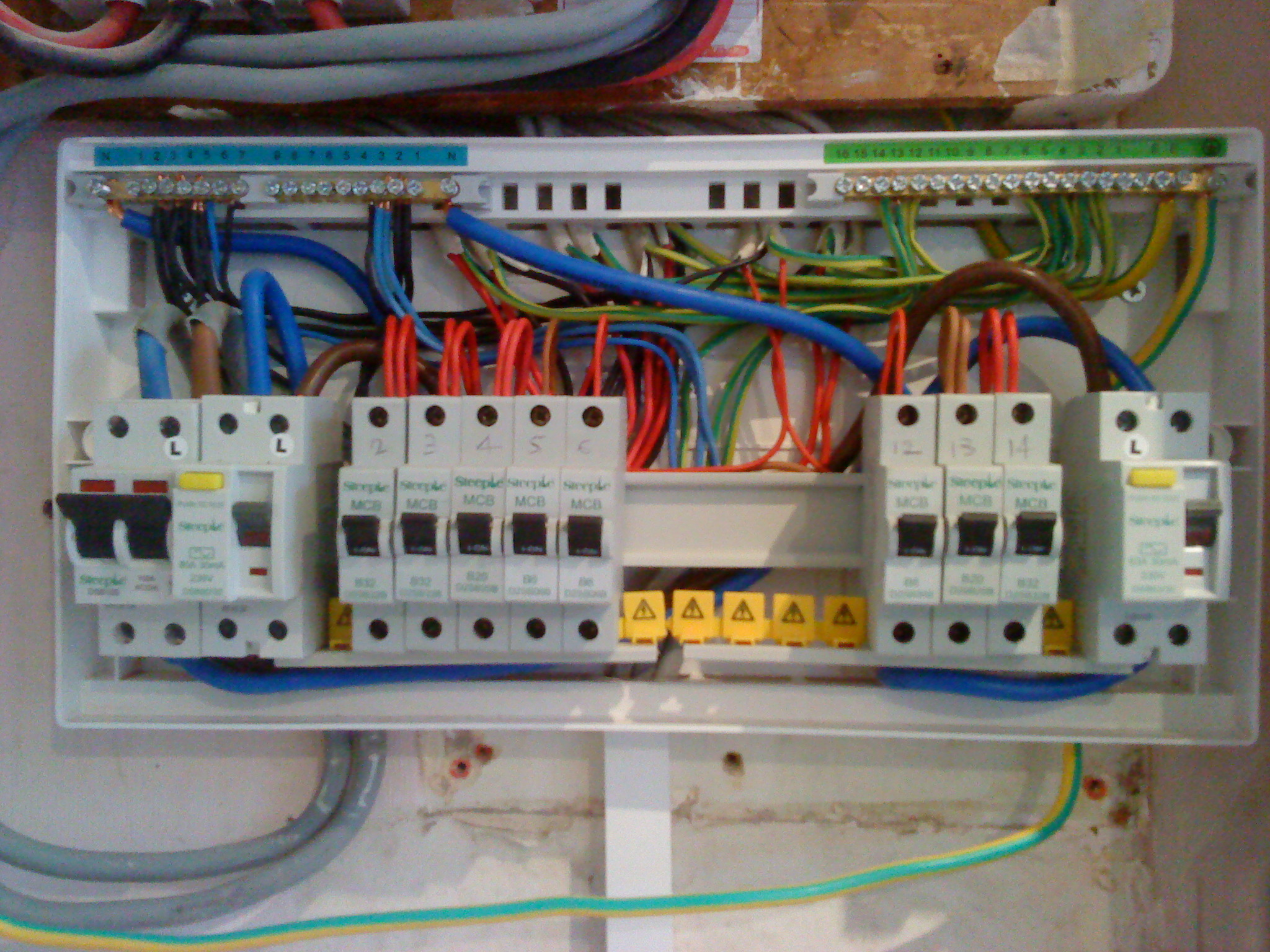 rcd fuse box wiring diagrams  rcd fuse box what is #10